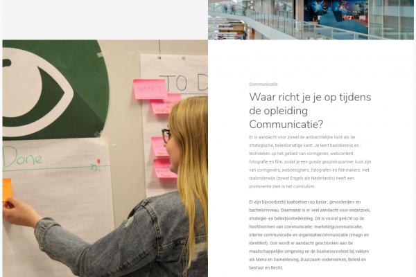 2. Opleiding communicatie